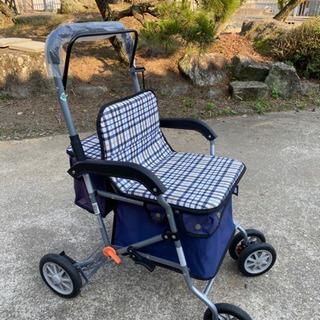 高齢者用シルバーカー 手押し車