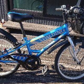 子ども自転車 22インチ
