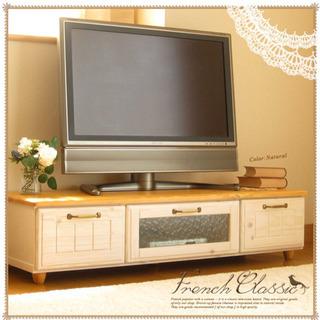 フレンチカントリー調のテレビ台