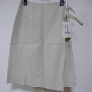 【新品】スカート ホワイト