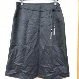 【新品】スカート ブラック(スエード)