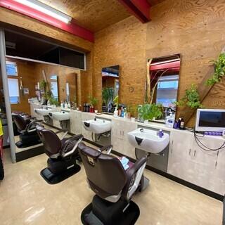 エイジングケアに特化した予防美容ヘアサロン(理容室&美容室)  ...