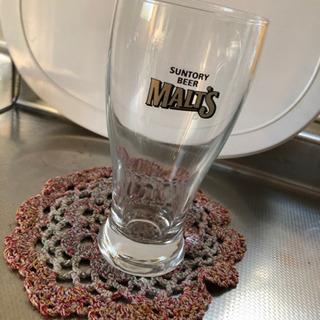 サントリー ビール モルツ グラス