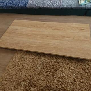 ニトリ 折り畳みテーブル シェルフィ