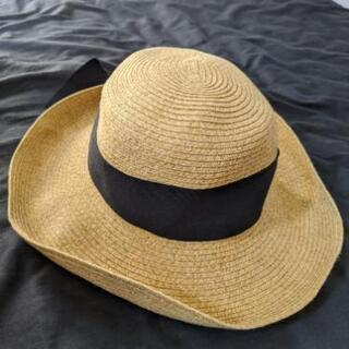 ストローハット2 麦わら帽子