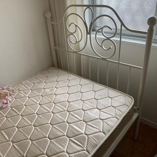 ニトリ シングルパイプフレーム ベッド