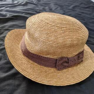 INGNI ストローハット 麦わら帽子
