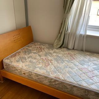 【取引中】シングルベッドお譲りします