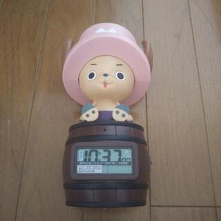 トニートニー、チョッパーおしゃべり目覚まし時計