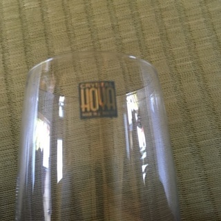 HOYAクリスタル ビールグラス10客