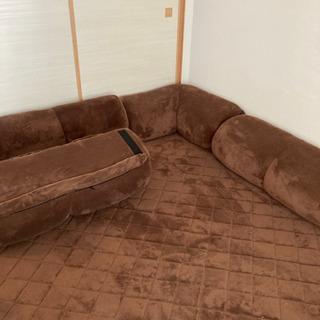 背つきカーペット