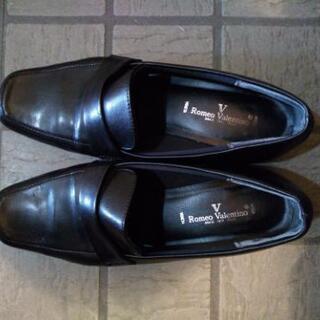 定番アイテム   黒い靴