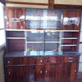 食器棚 150x167x40 先にお引き取りに来られた方へ差し上げます