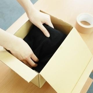 とても簡単!!箱を組み立てる作業!!