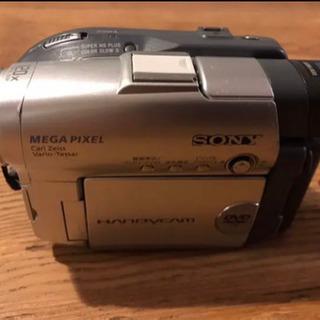ソニー DVDビデオカメラ DCR-DVD201