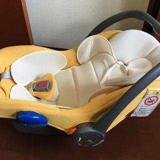 ベビーシート(赤ちゃん用自動車後部座席設置)