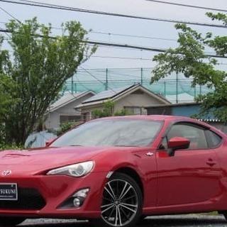 トヨタ 86 GT リミテッド お探しの方必見! ミツクニ自社ロ...
