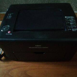 NEC カラーレーザープリンター