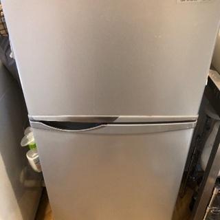冷蔵庫 SHARP  SJ-H12W 118L