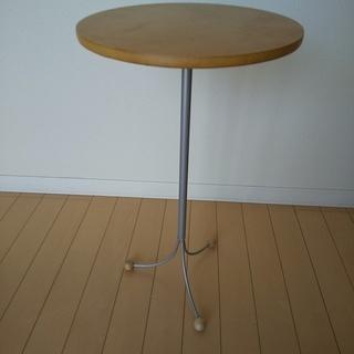 小さなサイドテーブル