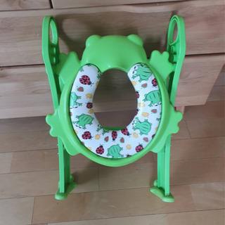 子供用 トイレトレーナー 補助便座の画像