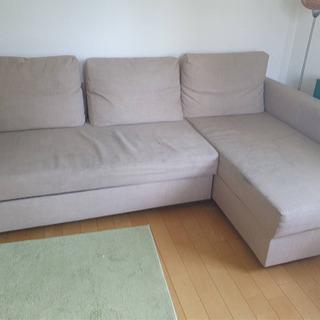 IKEA ソファ ソファーベッド FRIHETEN