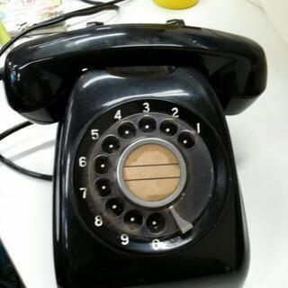 黒電話600ーAM1