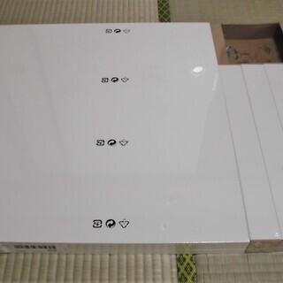 IKEA(イケア) LACK ホワイト  001.936.64 ...