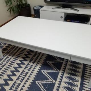 ニトリ 引き出し付きセンターテーブル
