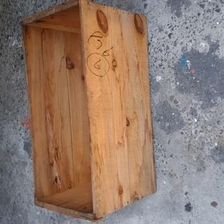りんご箱&麻袋 棚やDIYの材料等にどうぞ!