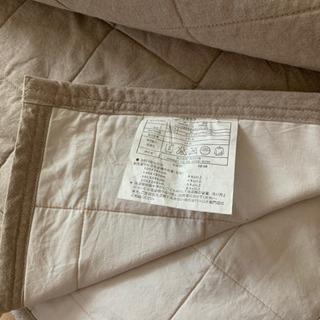 引き取り先決まりました 6/15まで 綿のラグ 3畳用