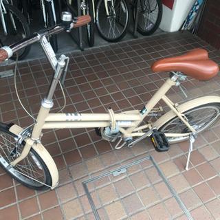ブリヂストン マークローザ 18インチ 折り畳み自転車