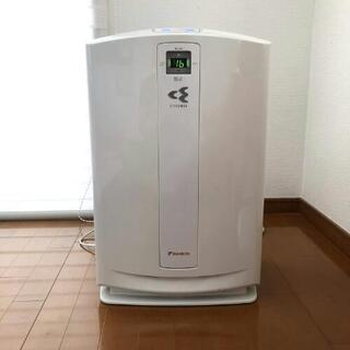 ダイキン 加湿空気清浄機「うるおい光クリエール」ACK70N-W
