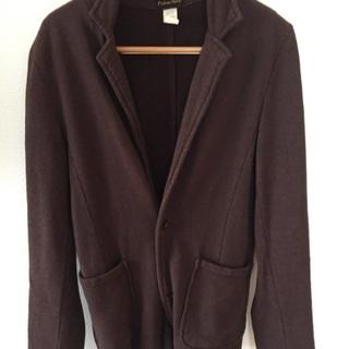 柔らか素材のジャケット