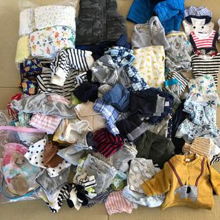 子供服(0〜2歳前後)いろいろ詰め合わせの画像