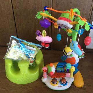 バンボ、メリー、スイマーバ、おもちゃ