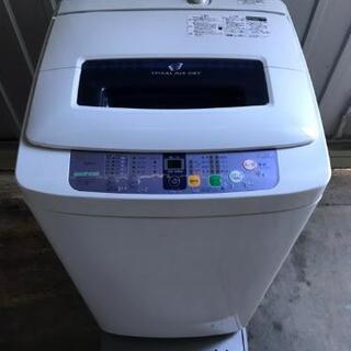 ☆ハイアール全自動洗濯機4.2kg2012年製☆