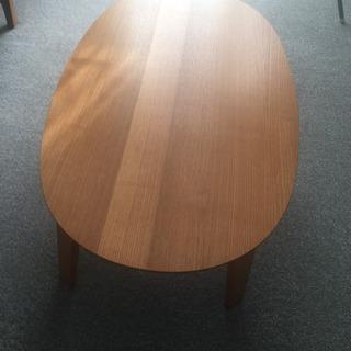 無印良品のコタツテーブル