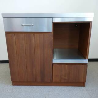 ウニコ unico食器棚 キッチンカウンター