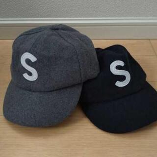 ほぼ未使用○ 色ちがい キャップ 、帽子 セットで