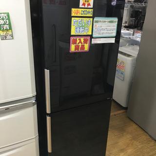美品 2017年製 AQUA アクア 275L冷蔵庫 AQR-D28F