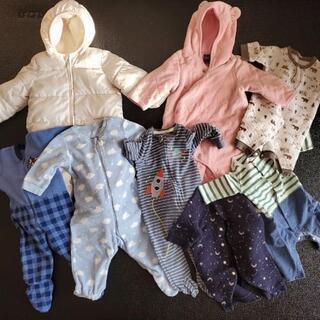 babyGAP等 60~70センチ 秋冬物お洋服10点セット