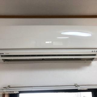 明石市発!エアコン洗浄、エアコン分解クリーニングを行います!