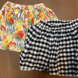 グローバルワーク⭐︎インナー付きスカートMサイズ