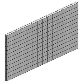 ブロック積み 単価要相談