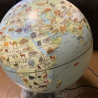 Pro-Globe   地球儀ライト