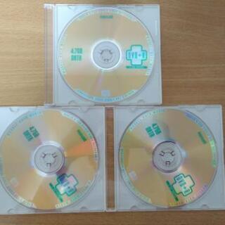 【10月末まで】DVD+R 3枚 ケース付きの画像