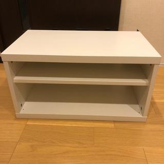 IKEA 白 テレビ台