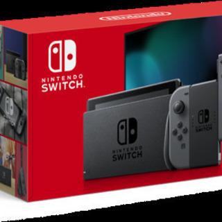 新品未開封 Nintendo Switch 本体 グレー