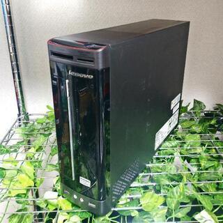 Lenovoのi5デスクトップ!マルチモニタ対応